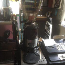 La Scala Twin Head Coffee Machine with Grinder