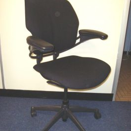 Humanscale Freedom Operator Chair – Black