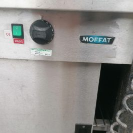 Moffat Mobile Hot Cupboard