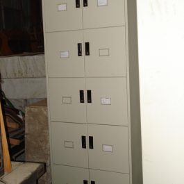 Triumph 10 Compartment Locker Block