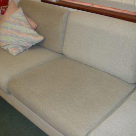 3 Seater Sofa, Grey