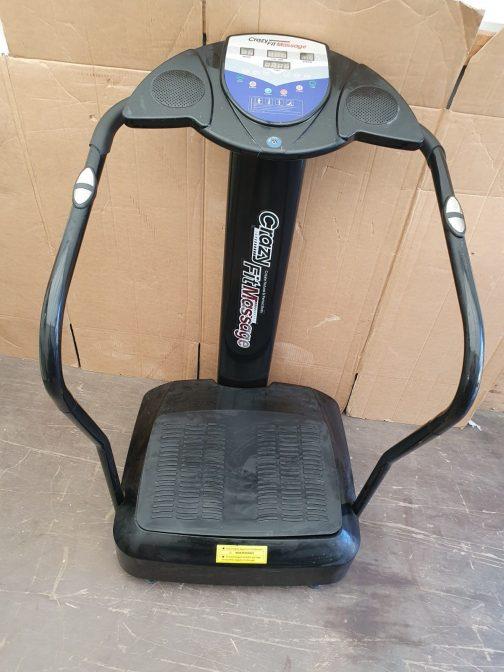 crazy fit vibration machine